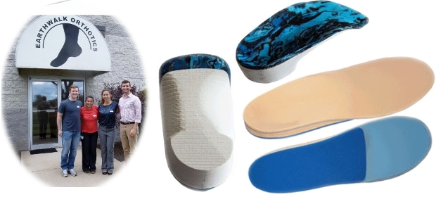 Earthwalk Orthotics Inc Image