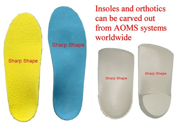 Sharp Shape AOMS TOT System Information 4