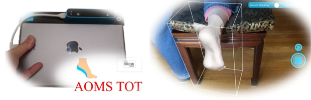 Sharp Shape AOMS TOT System Information 1